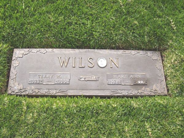 Terry Wilson (actor) Terry W Wilson 1923 1999 Find A Grave Memorial