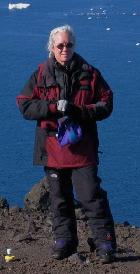 Terry Wilson (scientist)
