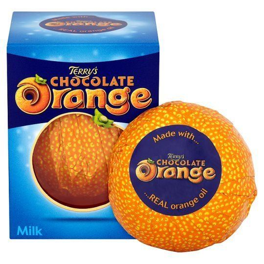 Terry's Chocolate Orange Terry39s Chocolate Orange Milk Chocolate Box 157G Groceries Tesco