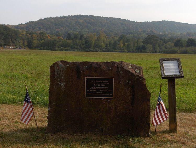 Terry's Plain Historic District