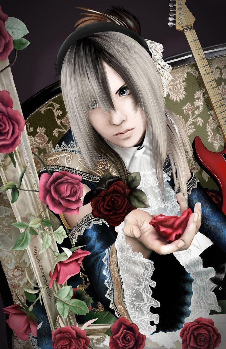 Teru (guitarist) Teru Guitarist of Versailles by choyuki on DeviantArt