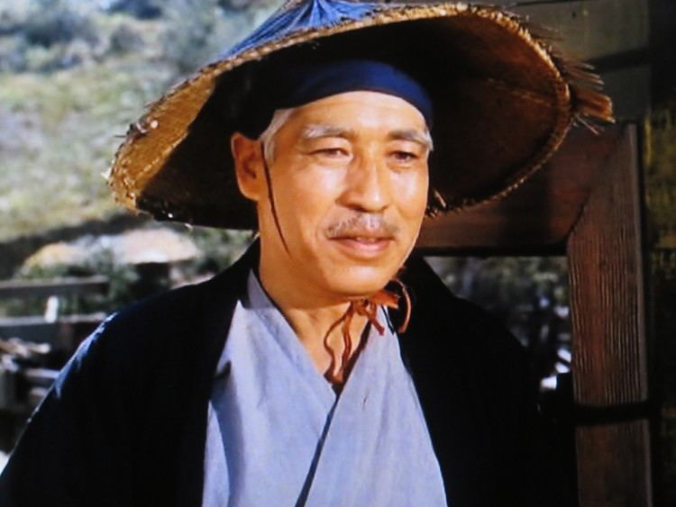 Teru Shimada Asian Stars in TV Westerns Laramie Dragon at the Door Brian