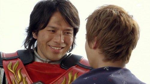 Teruaki Ogawa The Tokusatsu Network Interviews Ninja Red Actor Teruaki