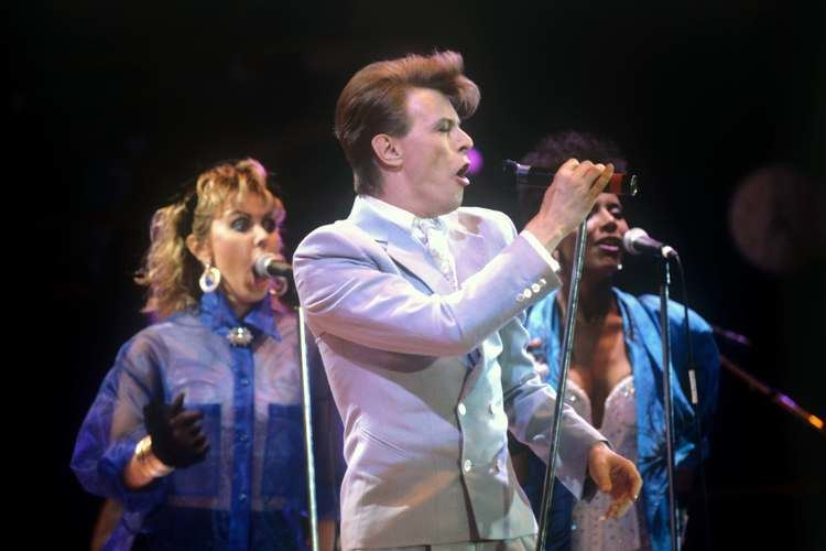 Tessa Niles Live Aid In Photos July 13 1985 Flashbak