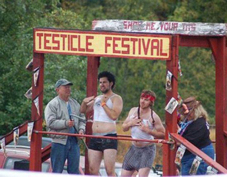 turkey testicle festival byron illinois 2020