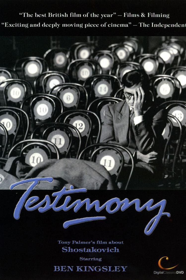 Testimony (1988 film) wwwgstaticcomtvthumbdvdboxart49752p49752d