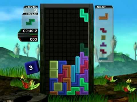 Tetris worlds ps2 gameplay