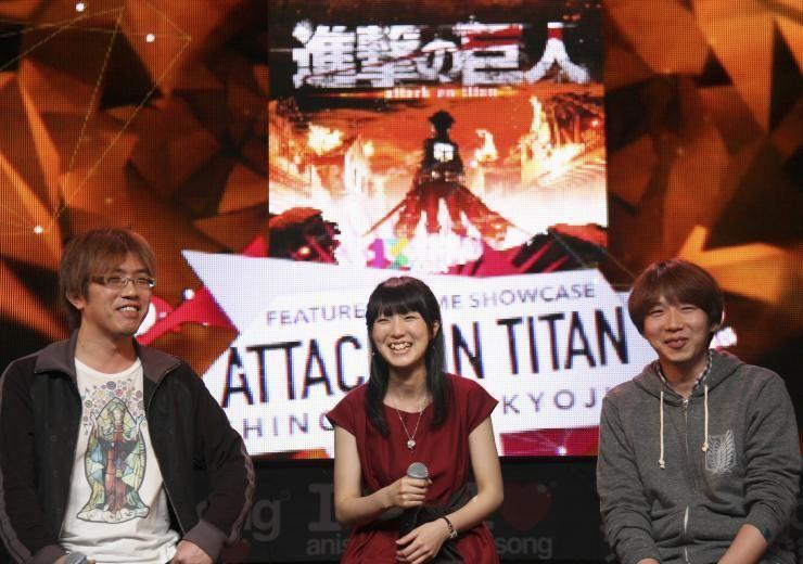 Tetsurō Araki Attack on Titan39 Anime Cancelled At Shanghai International Film Festival