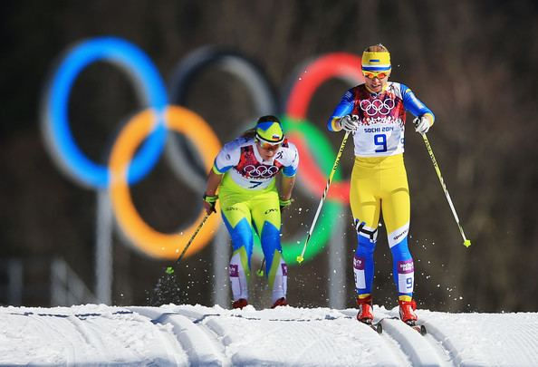 Tetyana Antypenko Nika Razinger Tetyana Antypenko Photos Photos Winter Olympics