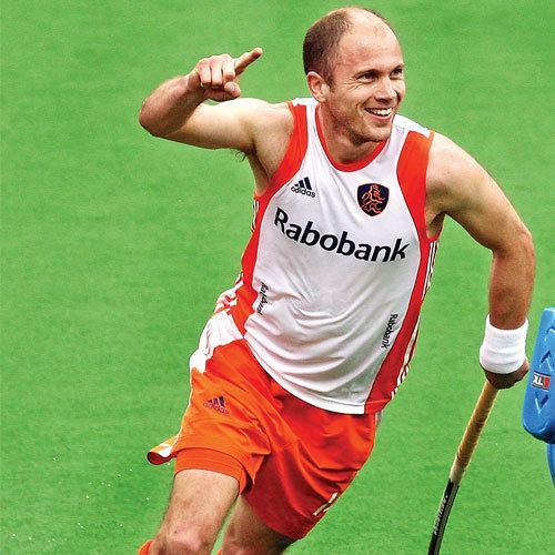 Teun de Nooijer Indian hockey is on the right track Teun de Nooijer
