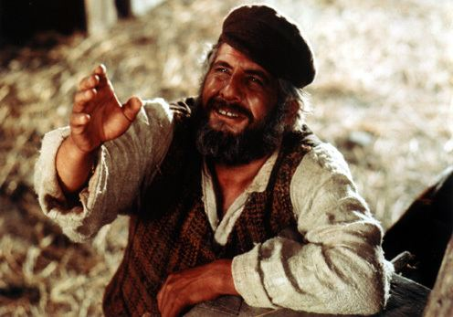 Tevye Job as Tevye The Old Testament as Literature
