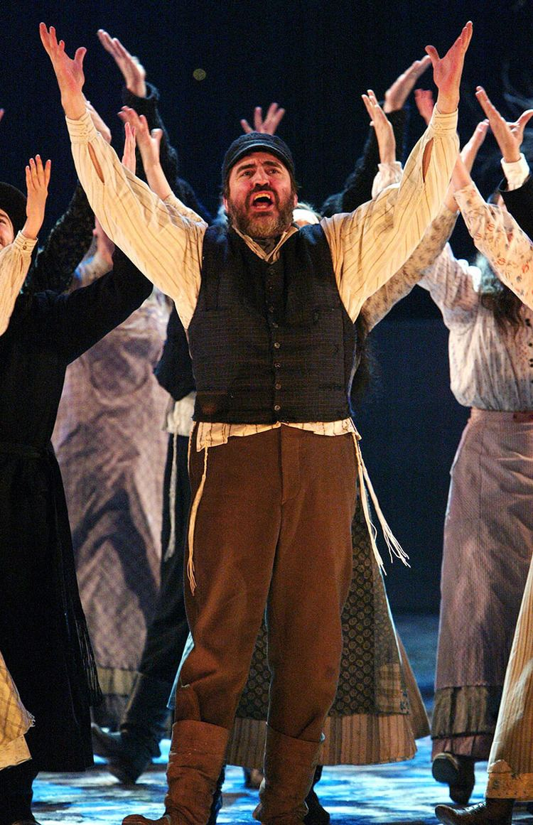 Tevye Tevye in 39Fiddler on the Roof39 Inside the Painful but Joyous