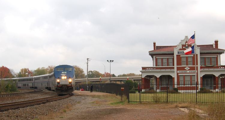 Texas and Pacific Railroad Depot (Marshall, Texas)