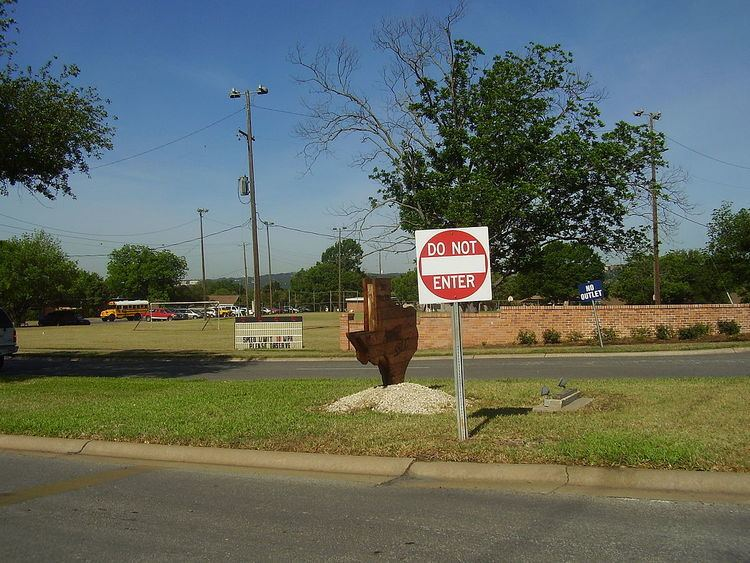 Texas state supported living centers