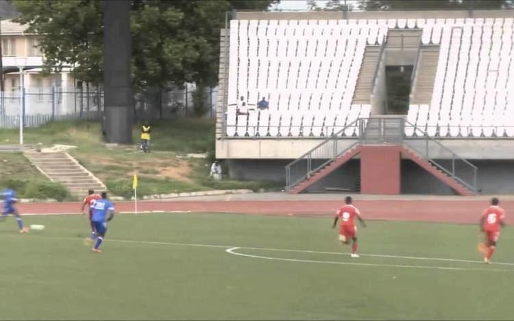 Thabiso Brown Thabiso Brown brilliant hattrick for Kick4Life FC Lesotho Premier