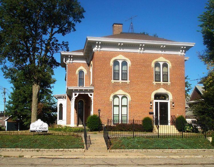 Thaddeus Binford House