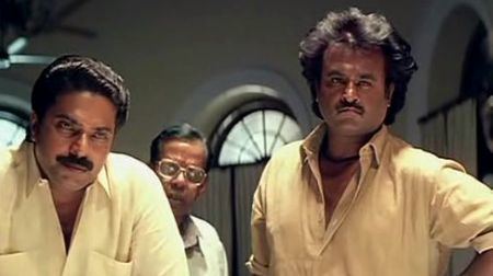 Thalapathi Thalapathi Rajini and Manis Classy Collaboration mad about moviez