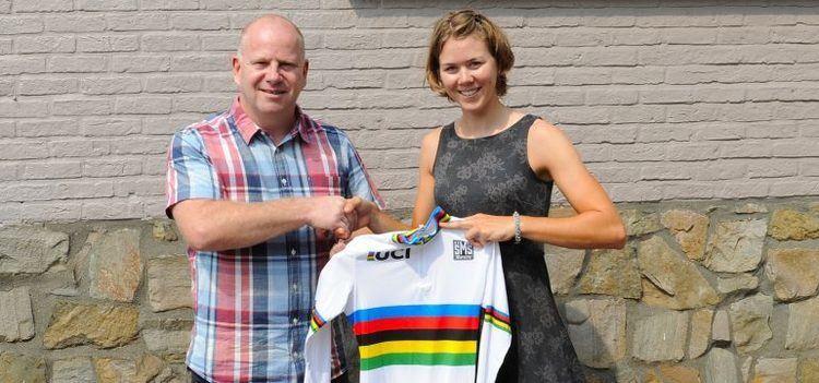 Thalita de Jong World cx champion Thalita de Jong leaves disbanding RaboLiv team