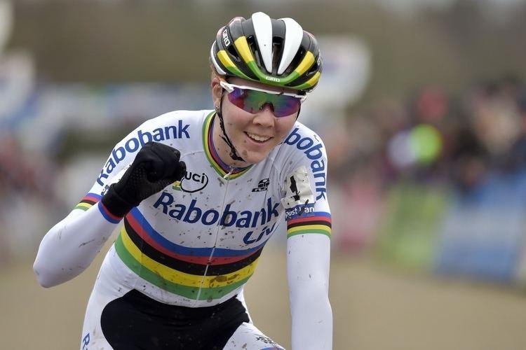 Thalita de Jong Five things to know about new CX World Champion Thalita de Jong