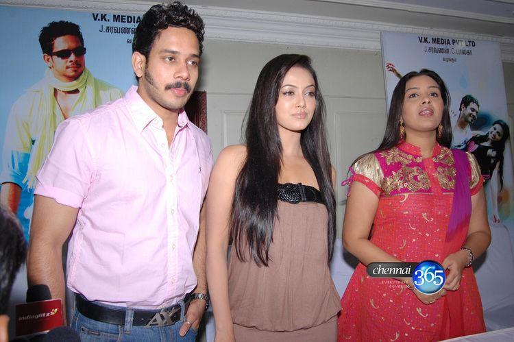 Thambikku Indha Ooru Chennai365 Thambikku Indha Ooru Movie Press Meet Stills