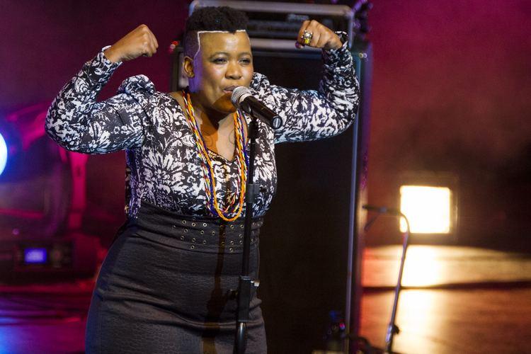 Thandiswa Mazwai QampA Getting to know Thandiswa Mazwai Cue Online