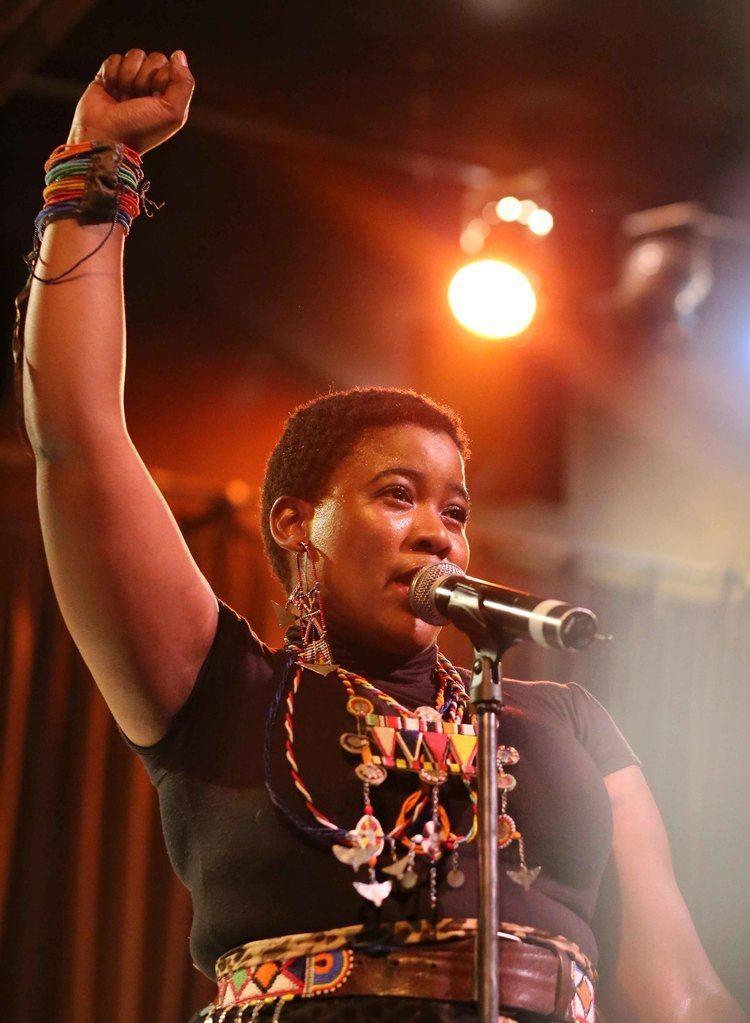 Thandiswa Mazwai 2013 May 25 Obsessed about Thandiswa Mazwai inkanyisoorg
