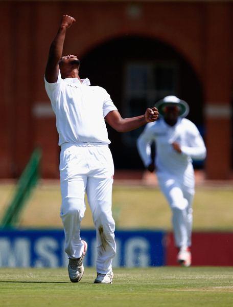 Thandolwethu Mnyaka Thandolwethu Mnyaka Photos Photos South Africa Invitation XI v