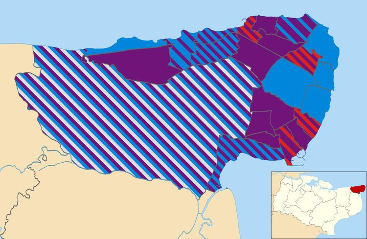 Thanet District Council election, 2015