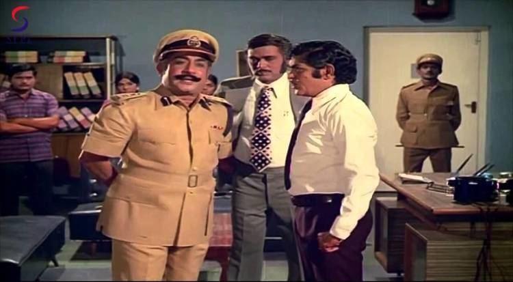 Thanga Pathakkam Thanga Pathakkam 1974 Sivaji Ganesan KR Vijaya Cho