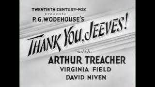 Thank You 1925 Film