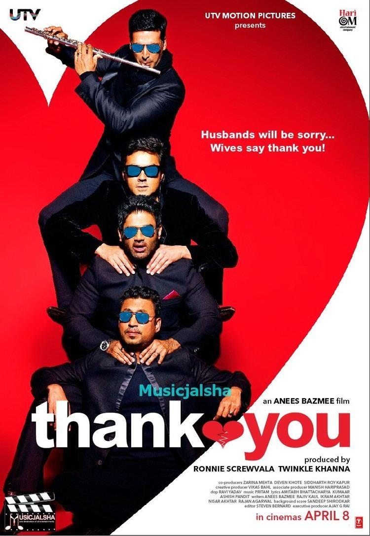 Thank You 2011 Watch hd geo movies