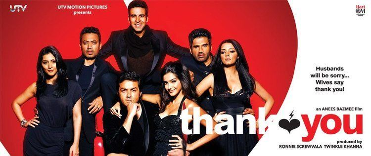 Thank You 2011 Full Hindi Movie Watch Online DVD HD Print Download
