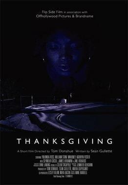 Thanksgiving (2004 film) movie poster