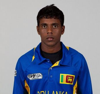 Tharindu Kaushal Tharindu Kaushal Cricket representing Sri Lanka Stats