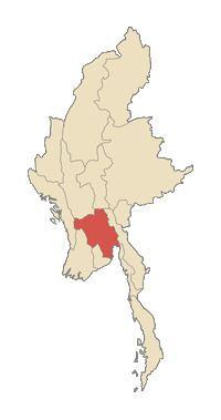 Tharrawaddy, Myanmar
