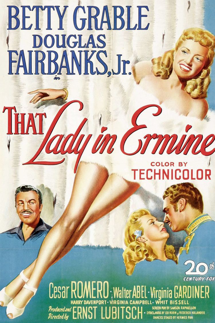 That Lady in Ermine wwwgstaticcomtvthumbmovieposters9339p9339p
