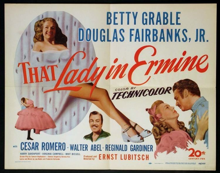 That Lady in Ermine That Lady in Ermine 1948