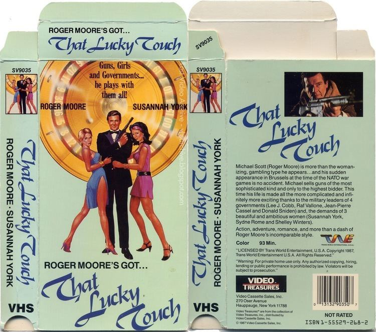 That Lucky Touch Lost Video Archive That Lucky Touch