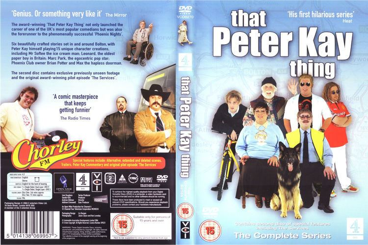That Peter Kay Thing COVERSBOXSK that peter kay thing high quality DVD Blueray