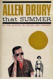 That Summer (Drury novel) httpsuploadwikimediaorgwikipediaenthumb7