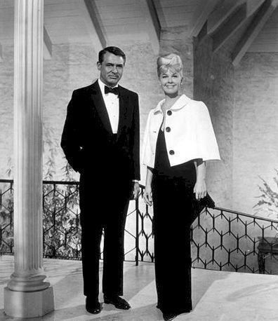 That Touch of Mink Doris Day and Cary Grant in That Touch of Mink Eve Out of the Garden