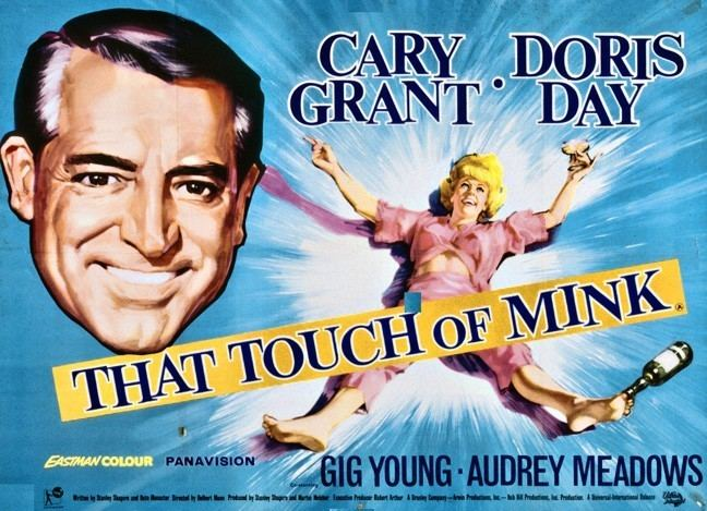 That Touch of Mink Doris Day Cary Grant That Touch of Mink 1962 The Films of