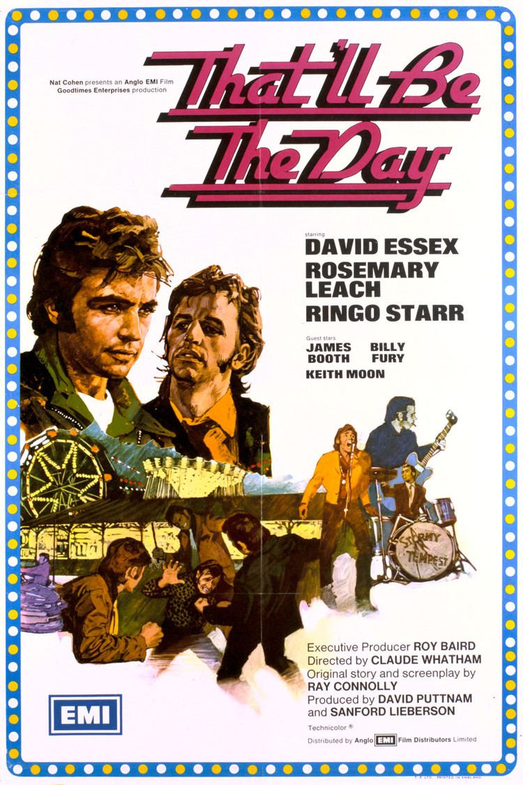 That'll Be the Day (film) wwwgstaticcomtvthumbmovieposters43164p43164