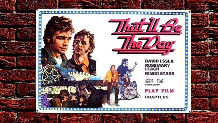 That'll Be the Day (film) DVD George Harrison Ringo Starr Thatll Be The Day film DVD