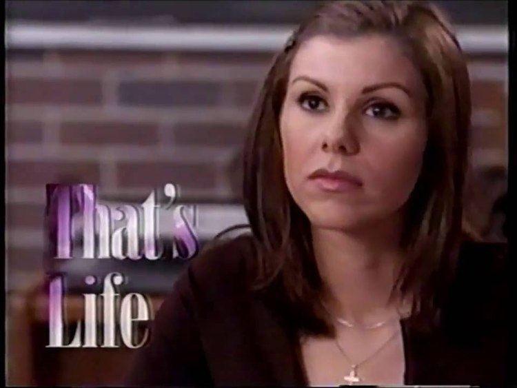 That's Life (2000 TV series) That39s Life TV Series 20002002 Promo YouTube