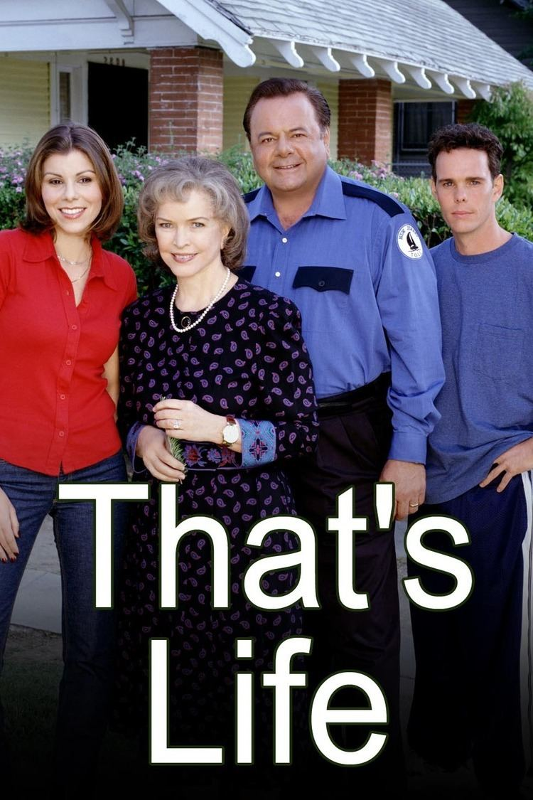 That's Life (2000 TV series) wwwgstaticcomtvthumbtvbanners184664p184664