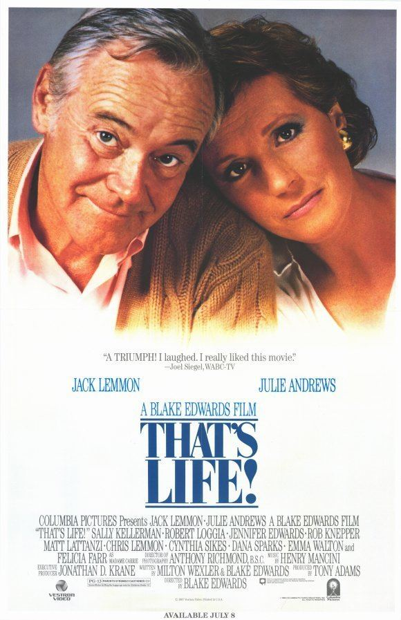 Thats Life Movie Posters From Movie Poster Shop