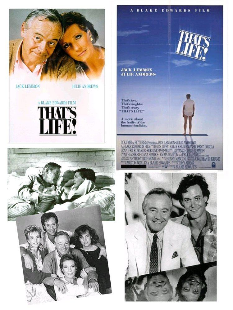Cinema classics on DVD Julie Andrews Jack Lemmon in Thats Life