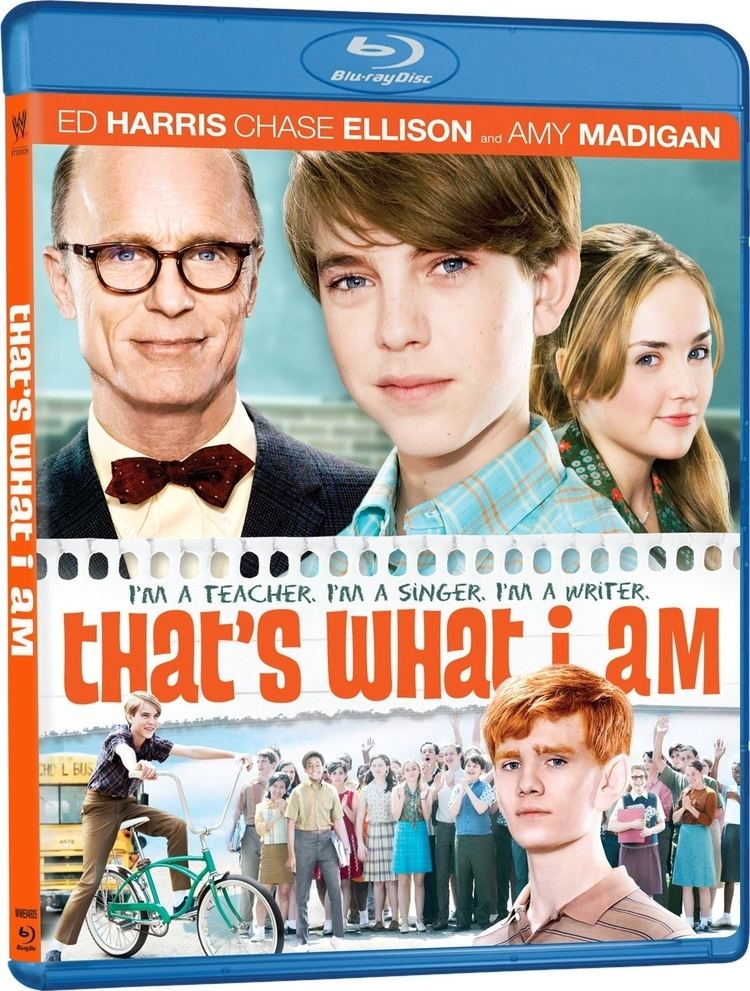 Thats What I Am Bluray