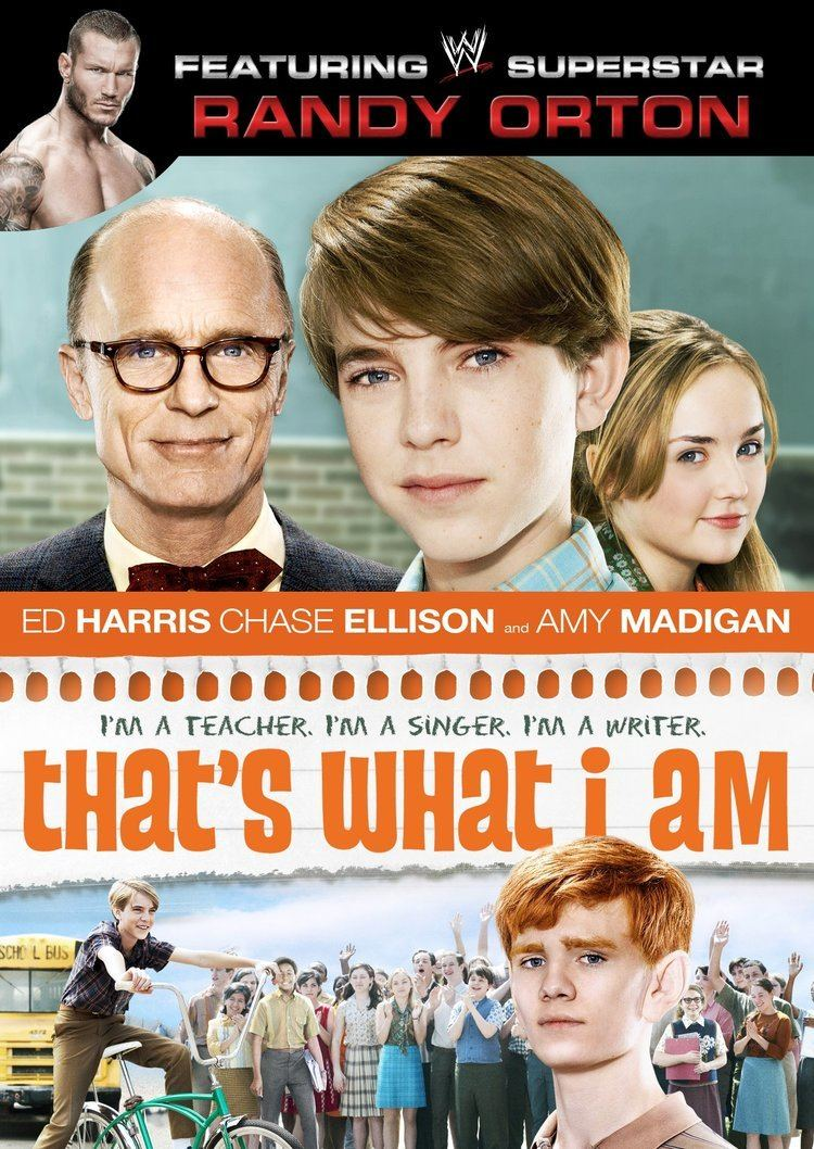 Thats What I Am DVD Release Date August 16 2011